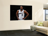 Memphis Grizzlies v Washington Wizards: Gilbert Arenas Art by Ned Dishman