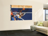 Oklahoma City Thunder v Indiana Pacers: Darren Collison Prints by Ron Hoskins