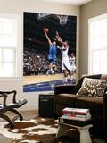 Dallas Mavericks v Atlanta Hawks: Jose Barea Prints by Scott Cunningham