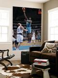 New Orleans Hornets v Dallas Mavericks: Emeka Okafor and Brian Cardinal Posters by Glenn James
