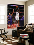 Sacramento Kings v Los Angeles Clippers: Rasual Butler and Francisco Garcia Posters by Noah Graham