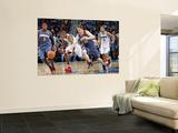 Charlotte Bobcats v New Orleans Hornets: Trevor Ariza and Matt Carroll Posters by Layne Murdoch