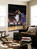 New York Knicks v Sacramento Kings: Tyreke Evans and Wilson Chandler Prints by Rocky Widner