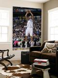 Detroit Pistons v Dallas Mavericks: Dirk Nowitzki Posters by Danny Bollinger