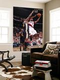 Utah Jazz v Portland Trail Blazers: Wesley Matthews Art by Sam Forencich