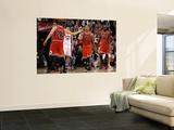 Chicago Bulls v Phoenix Suns: Derrick Rose and Kyle Korver Prints by Christian Petersen