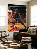 Charlotte Bobcats v Miami Heat: Stephen Jackson Prints by Victor Baldizon
