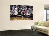 Dallas Mavericks v Miami Heat - Game Six, Miami, FL - June 12: Dwyane Wade Prints by Garrett Ellwood