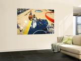 Oklahoma City Thunder v Memphis Grizzlies - Game Six, Memphis, TN - MAY 13: O.J. Mayo, James Harden Print by Joe Murphy