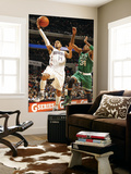 Boston Celtics v Charlotte Bobcats: Paul Pierce and D.J. Augustin Prints by Kent Smith