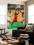 Chicago Bulls v Boston Celtics: Luol Deng and Kevin Garnett Posters by Brian Babineau