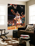 New Orleans Hornets v Miami Heat: LeBron James Posters by Victor Baldizon