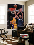 Washington Wizards v Los Angeles Lakers: Pau Gasol and Yi Jianlian Prints by  Jeff