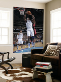 Miami Heat v Dallas Mavericks: Brendan Haywood and Joel Anthony Prints by Glenn James