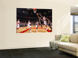 Utah Jazz v Portland Trail Blazers: Marcus Camby and Paul Millsap Posters by Sam Forencich