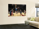 Washington Wizards v Toronto Raptors: JaVale McGee Prints by Ron Turenne