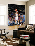 Washington Wizards v Sacramento Kings: Beno Udrih and Kirk Hinrich Posters by Rocky Widner