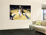 Denver Nuggets v Charlotte Bobcats: Ty Lawson and Boris Diaw Prints by  Streeter