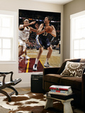 Memphis Grizzlies v Cleveland Cavaliers: Marc Gasol and Anderson Varejao Prints by David Liam Kyle