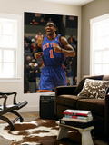 New York Knicks v Charlotte Bobcats: Amar'e Stoudemire Prints by Kent Smith
