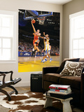 Phoenix Suns v Golden State Warriors: Goran Dragic and Monta Ellis Prints by Rocky Widner