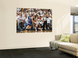 Oklahoma City Thunder v Memphis Grizzlies - Game Four, Memphis, TN - MAY 9: Zach Randolph and Nick  Prints by Joe Murphy