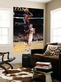 Atlanta Hawks v Orlando Magic: Jamal Crawford and Jason Williams Prints by Sam Greenwood