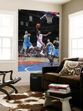 New Orleans Hornets v Detroit Pistons: Ben Gordon and Trevor Ariza Posters by Allen Einstein