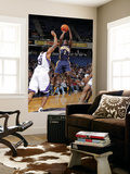 Indiana Pacers v Sacramento Kings: Darren Collison and Luther Head Art by Rocky Widner