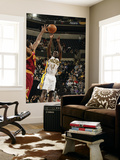 Cleveland Cavaliers v Indiana Pacers: Darren Collison Poster by Ron Hoskins