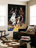 Portland Trail Blazers v Memphis Grizzlies: Andre Miller and Zach Randolph Prints by Joe Murphy
