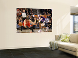 Chicago Bulls v Phoenix Suns: Kyle Korver and Jared Dudley Posters by Christian Petersen