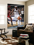 New Jersey Nets v Dallas Mavericks: Jason Terry and Anthony Morrow Prints by Glenn James