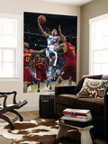 Cleveland Cavaliers v New Orleans Hornets: Jerryd Bayless and Ryan Hollins Poster by Layne Murdoch