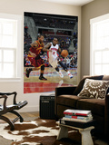 Cleveland Cavaliers v Detroit Pistons: Rodney Stuckey and Mo Williams Posters by Allen Einstein