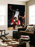 Toronto Raptors v Washington Wizards: Andray Blatche and Andrea Bargnani Prints by Ned Dishman