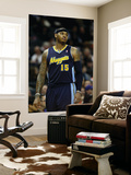 Denver Nuggets v Charlotte Bobcats: Carmelo Anthony Posters by  Streeter