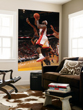 Indiana Pacers v Miami Heat: LeBron James and Roy Hibbert Posters by Victor Baldizon