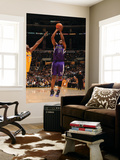 Sacramento Kings v Los Angeles Lakers: Carl Landry and Lamar Odom Posters by Noah Graham