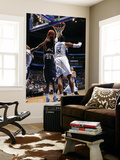 Memphis Grizzlies v Orlando Magic: Zach Randolph and Dwight Howard Posters by Fernando Medina