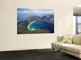 Wineglass Bay and the Hazards, Freycinet National Park, Tasmania, Australia Prints by David Wall