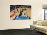 Minnesota Timberwolves v Dallas Mavericks: Kosta Koufos and Ian Mahinmi Prints by Glenn James