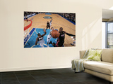 Miami Heat v Dallas Mavericks: Dwyane Wade and Dirk Nowitzki Prints by Glenn James