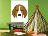 Beagle Affiches par  Avalisa