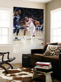 Memphis Grizzlies v Houston Rockets: Kyle Lowry and Mike Conley Posters by Bill Baptist