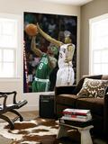 Boston Celtics v Charlotte Bobcats: Marquis Daniels and Shaun Livingston Art by  Streeter