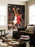 Los Angeles Clippers v Chicago Bulls: Keith Bogans and Eric Gordon Prints by Randy Belice
