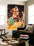 New Orleans Hornets v Miami Heat: LeBron James Prints by Victor Baldizon