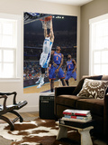 New York Knicks v New Orleans Hornets: Jason Smith and Amar'e Stoudemire Prints by Layne Murdoch