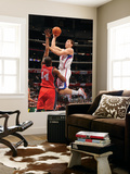 New Jersey Nets v Los Angeles Clippers: Blake Griffin and Derrick Favors Posters by Noah Graham